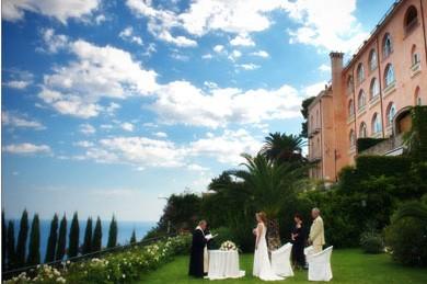 Amalfi Coast Wedding Ceremonies