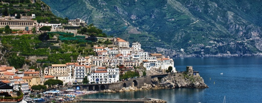 Getting married in Amalfi