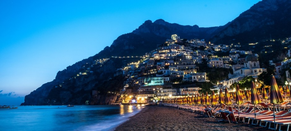 Getting Married in Positano