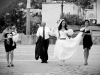 Wedding in San Gennaro Church in Praiano