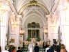 Wedding in Basilica of San Pancras in Conca dei Marini