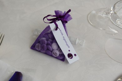 Sweet almonds favors