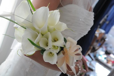 Amalfi Coast Wedding Flowers