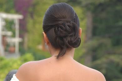 Amalfi Coast Wedding Hair Stylist