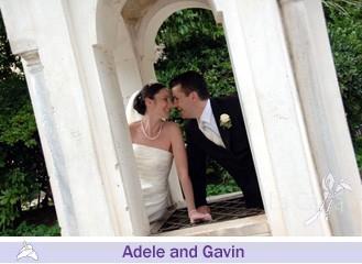Adele and Gavin, wedding testimonials from Ireland