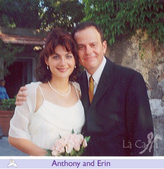 Anthony and Erin, wedding testimonials from Canada