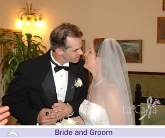Bride and Groom, wedding testimonials from United States
