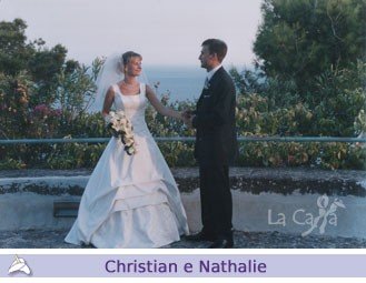 Christian and Nathalie, wedding testimonials from France