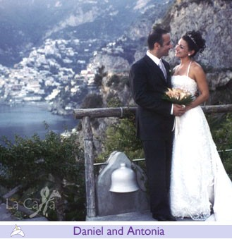 Daniel and Antonia, wedding testimonials from Canada