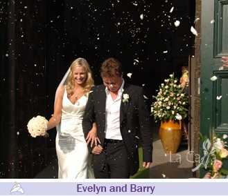 Evelyn and Barry, wedding testimonials from Ireland