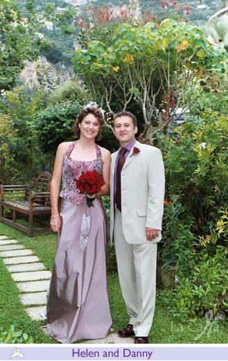 Helen and Danny, wedding testimonials from United Kingdom