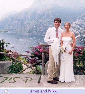 James and Nikki, wedding testimonials from New Zealand