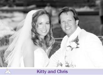 Kitty and Chris, wedding testimonials from Australia