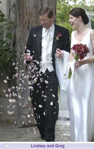 Lindsey and Greg, wedding testimonials from United States