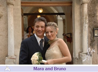 Mara and Bruno, wedding testimonials from Italy