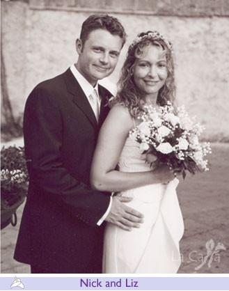 Nick and Liz, wedding testimonials from United Kingdom