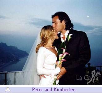 Peter and Kimberlee, wedding testimonials from United States