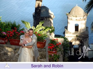 Sarah and Robin, wedding testimonials from United Kingdom