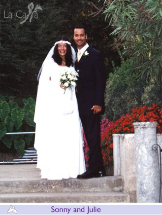 Sonny and Julie, wedding testimonials from Canada