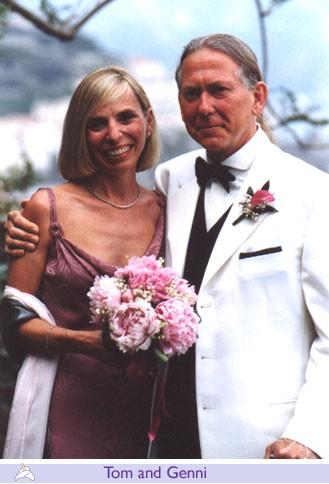 Tom and Genni, wedding testimonials from United States