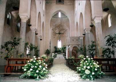San Giovanni- roses and hydranges